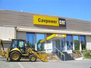 Cavpower Enfield Head Office