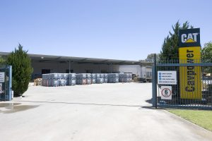 Cavpower Parts Distribution Centre