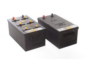 Caterpillar premium high output batteries