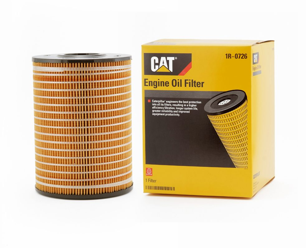 Caterpillar Engine Oil Filter