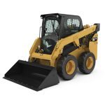 Cat 232D Skid Steer Loader