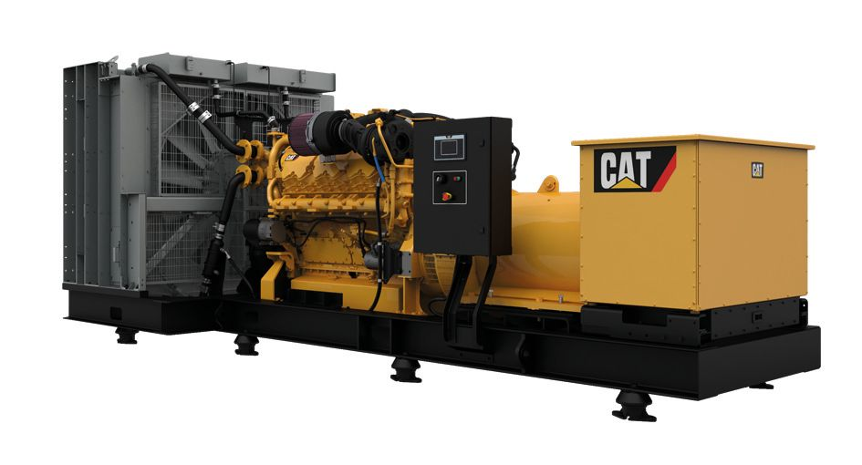 Cat C32 Generator Set (US EPA Tier 3 / IMO II) Page | Cavpower