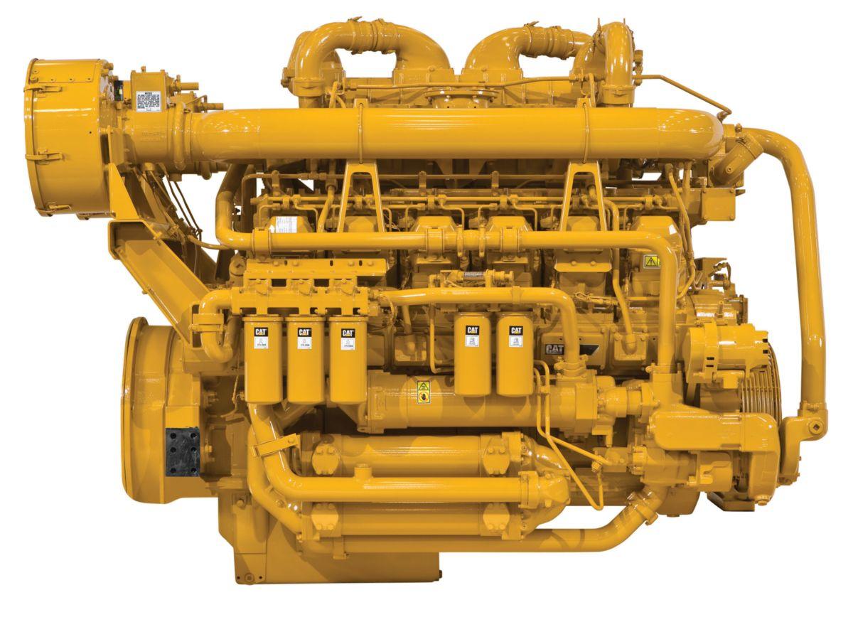 Cat® 3508 Diesel Engine Page | Cavpower