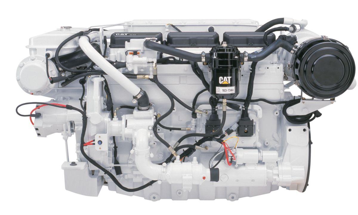 C12 Acert U2122 High Performance Propulsion Engine Page