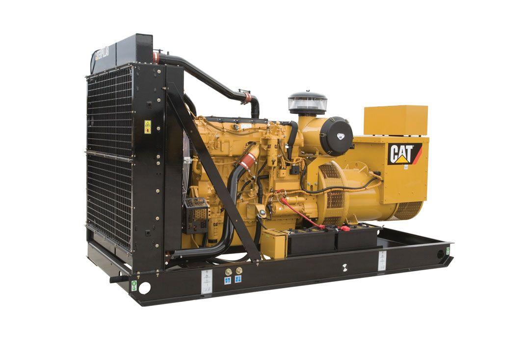 C15 Acert Tier 2 Oilfield Diesel Generator Set Page Cavpower