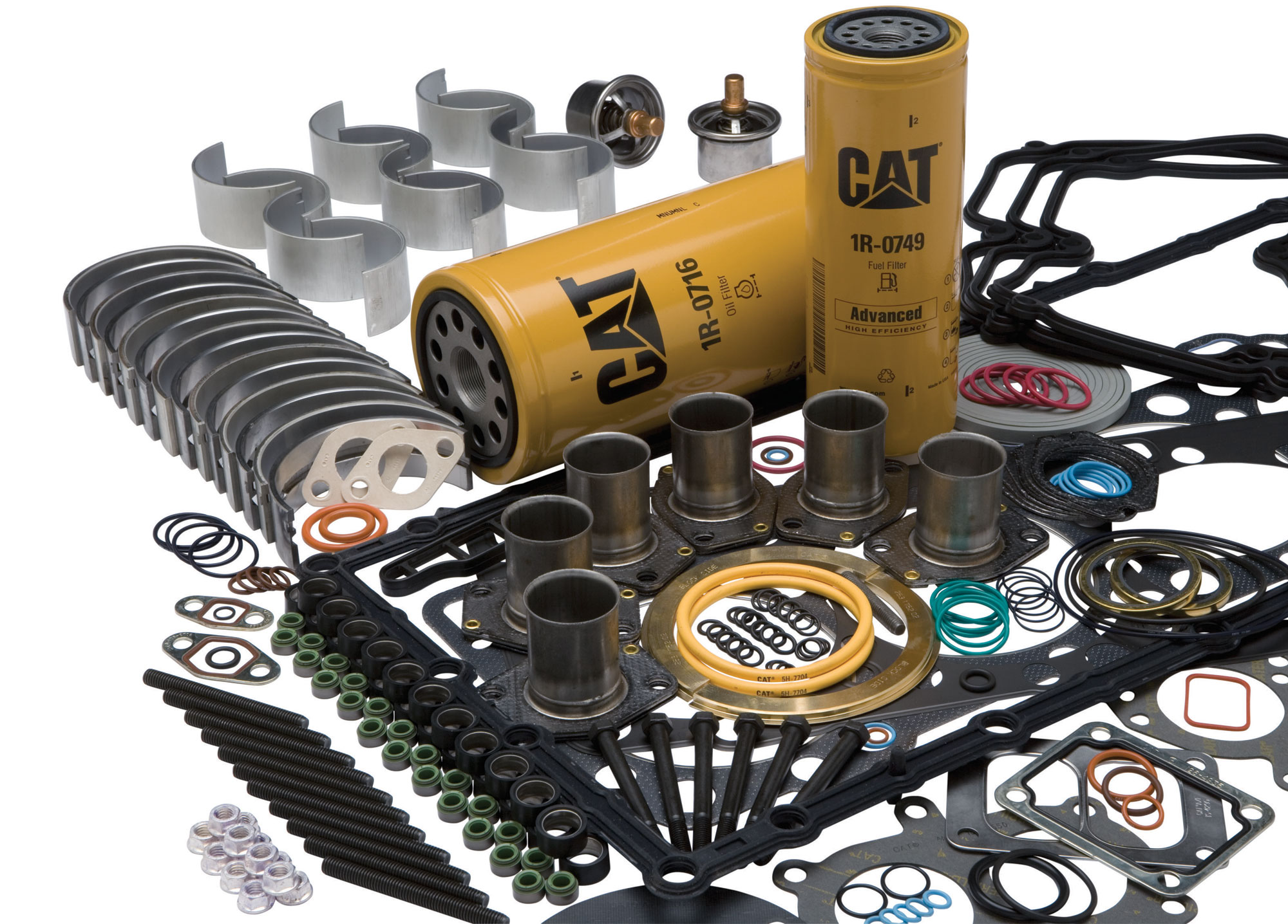 reduced pricing on Cat® parts