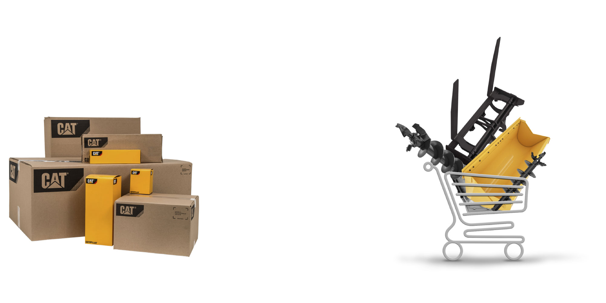 Order Cat® parts online and save