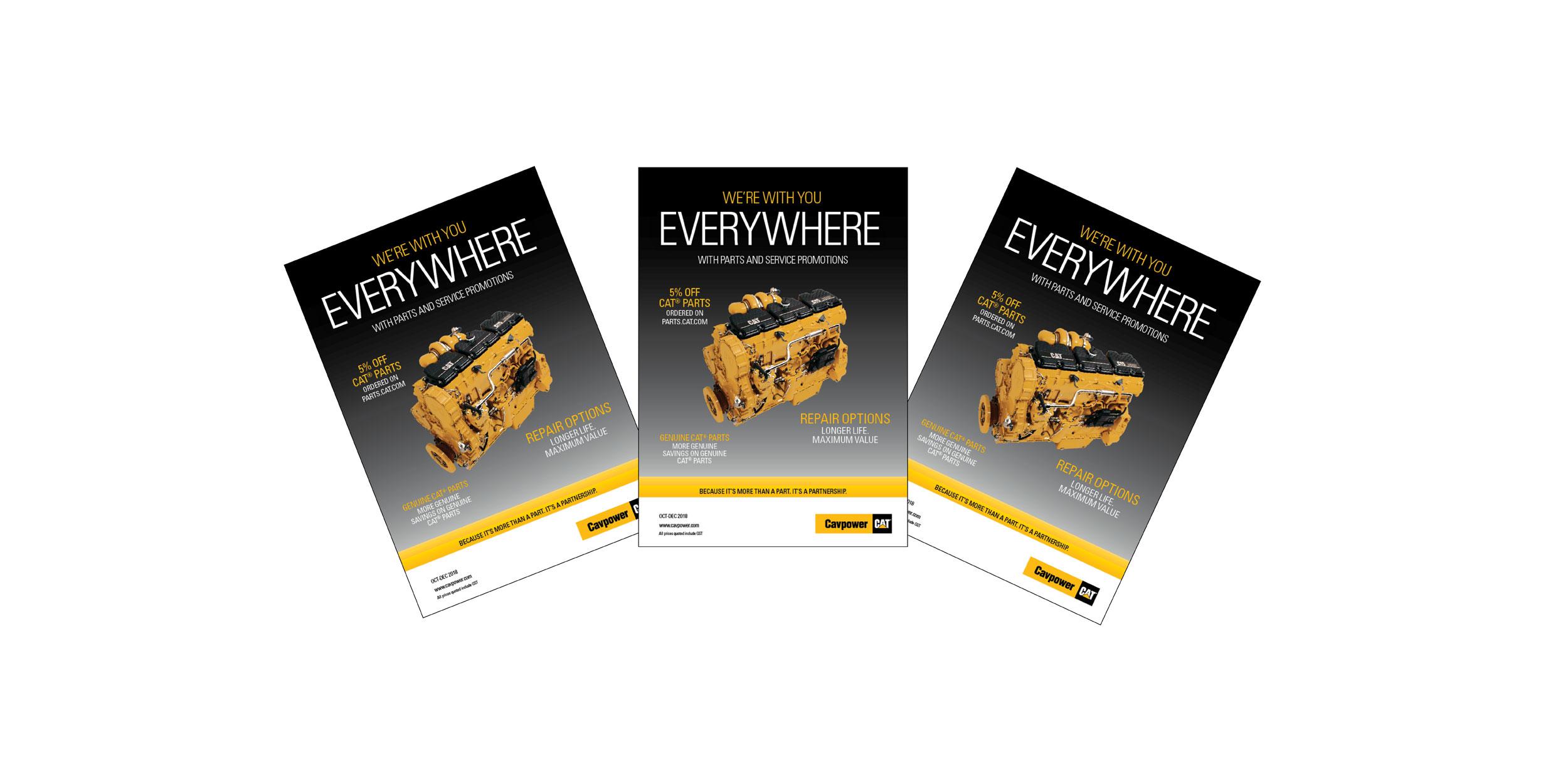 Cavpower Parts Catalogue