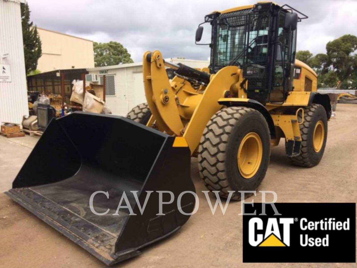 CATERPILLAR 930K Page | Cavpower