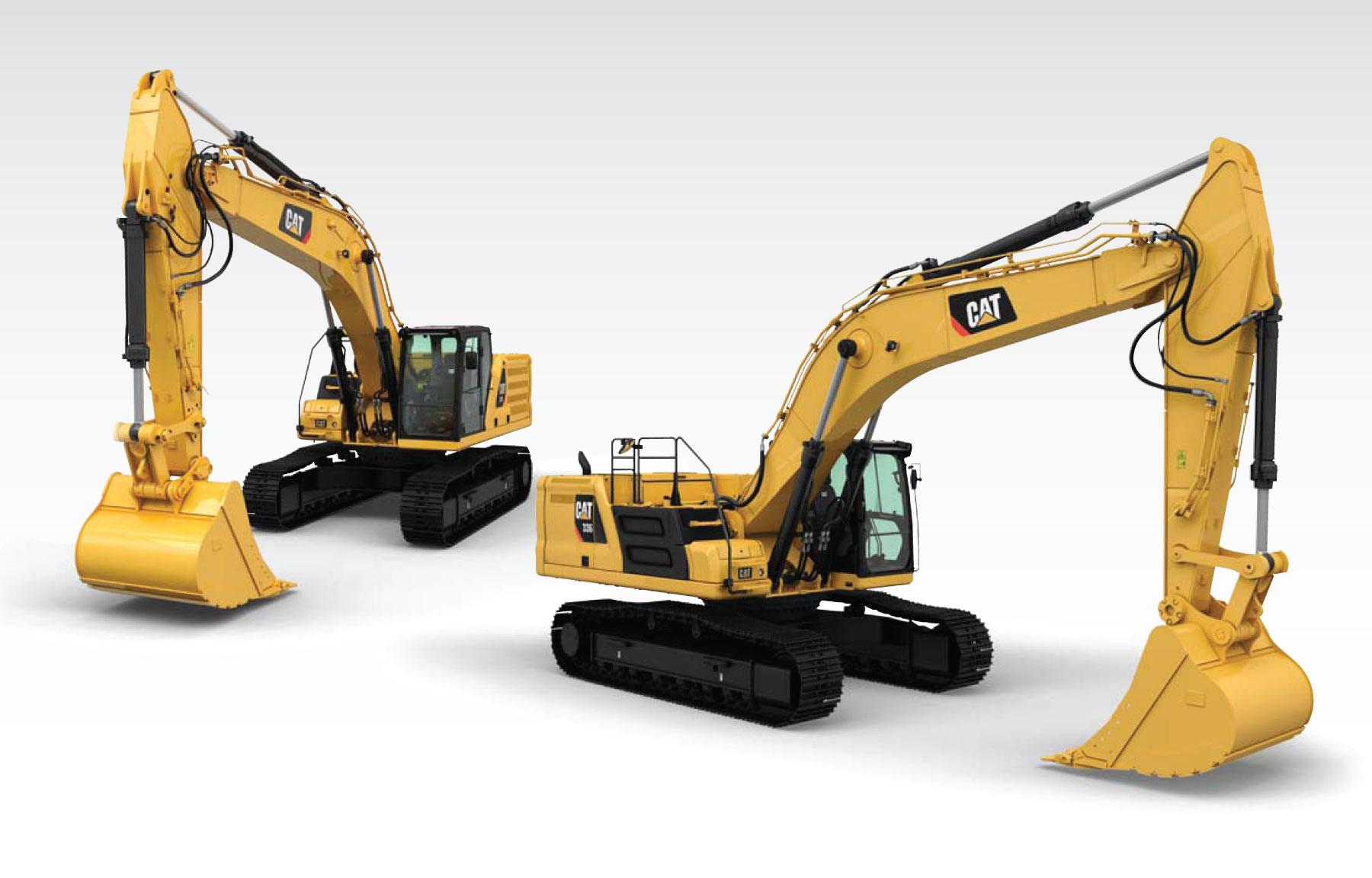 Cat® 336 excavators