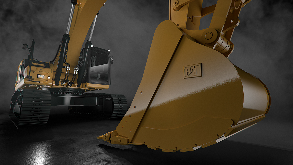 Next Generation Cat 20 Tonne Excavators