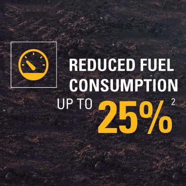 reduced fuel consumption