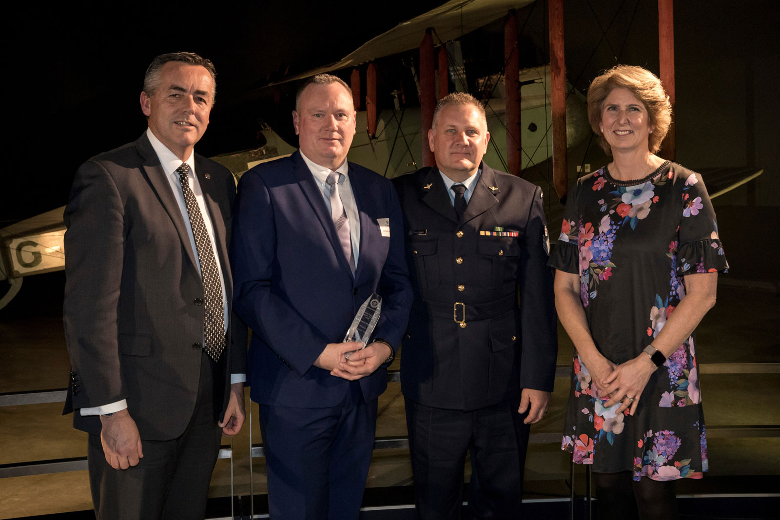 Cavpower Wins Defence Reserve Employer Support Award