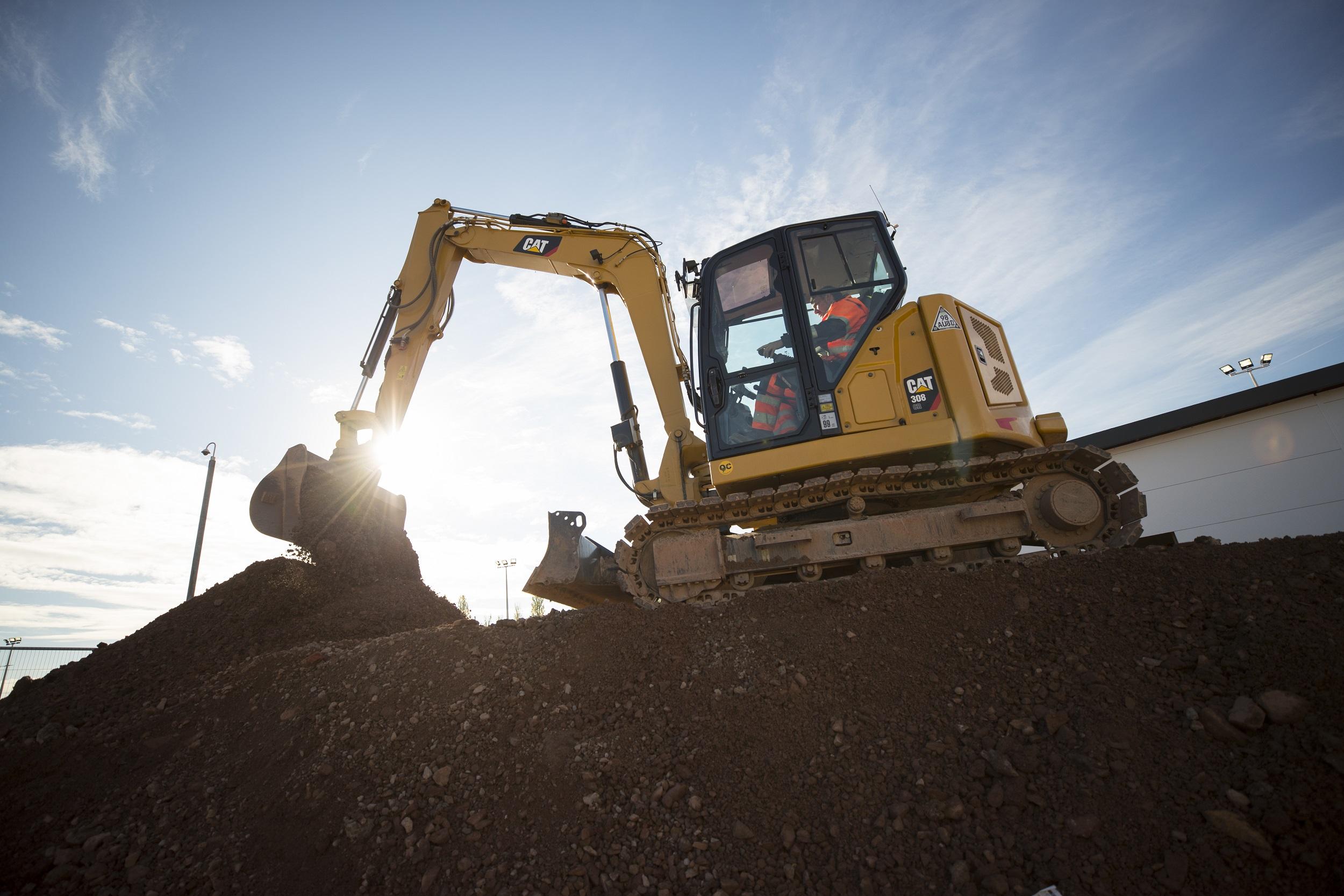 Cat® 6-10 Tonne Next Generation Mini Excavators