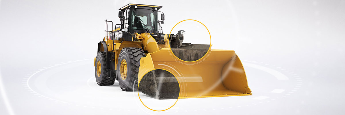Cat Certified Rebuild Options for Cat 980 wheel loaders
