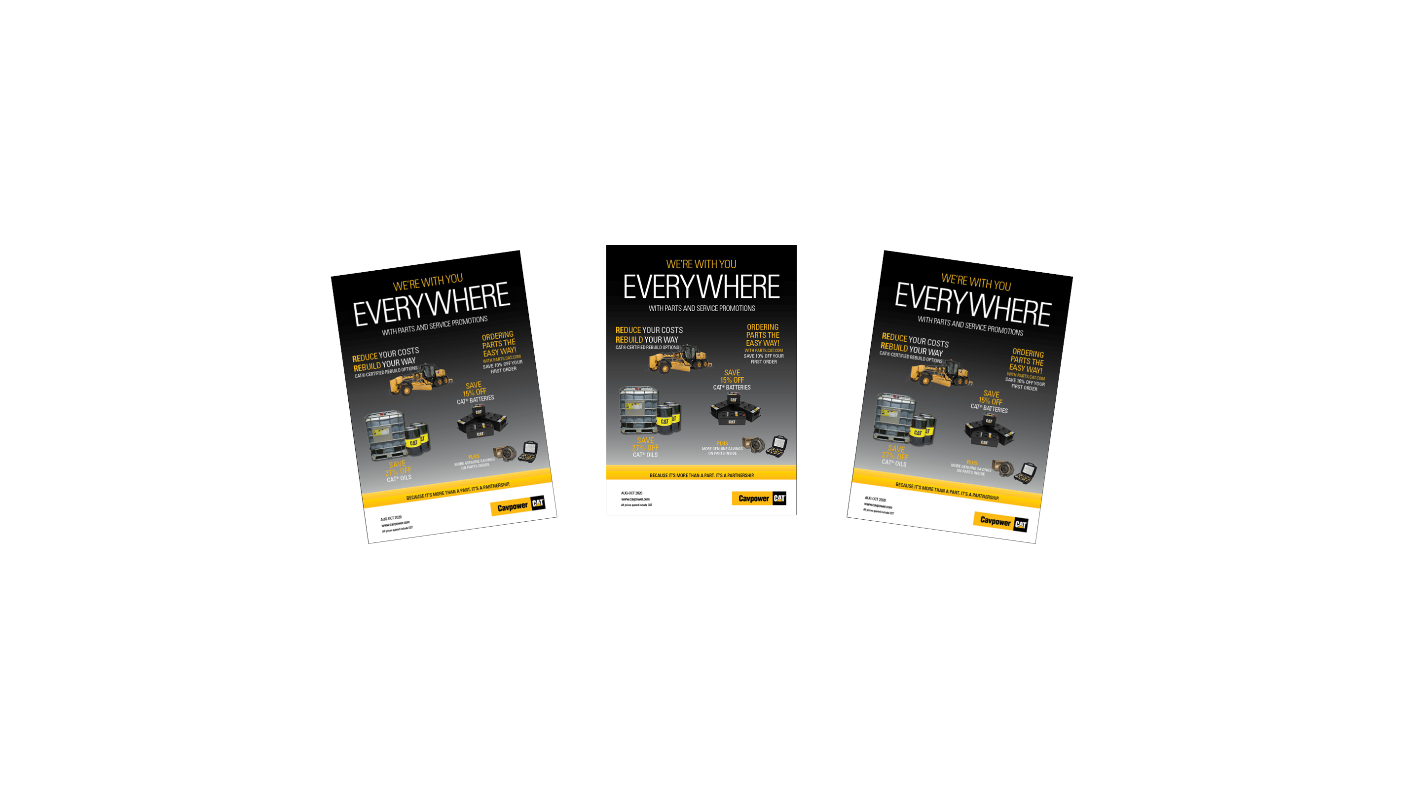 Cavpower Parts & Service Catalogue