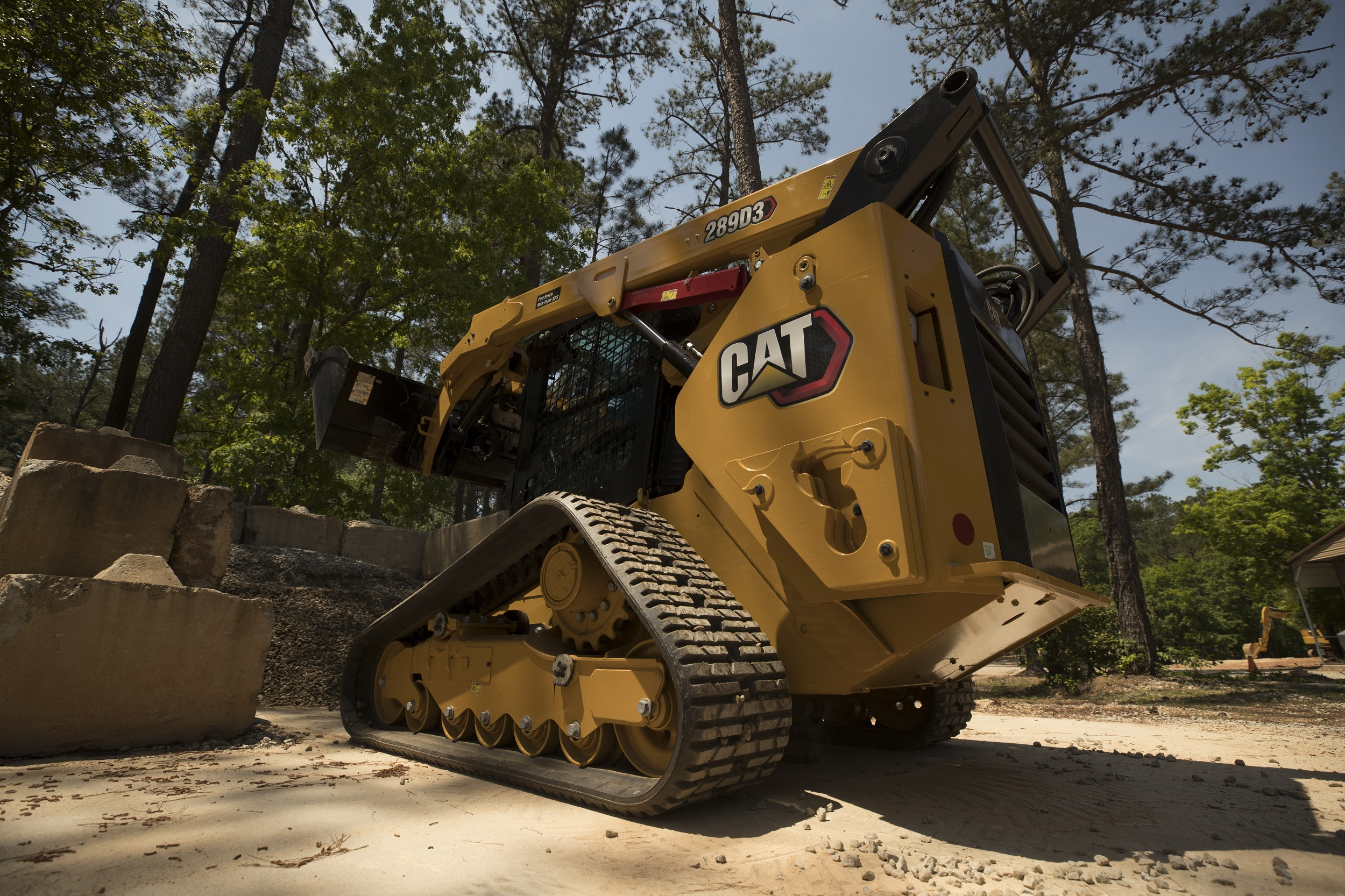 New Cat D3 Skid Steer & Compact Track Loaders