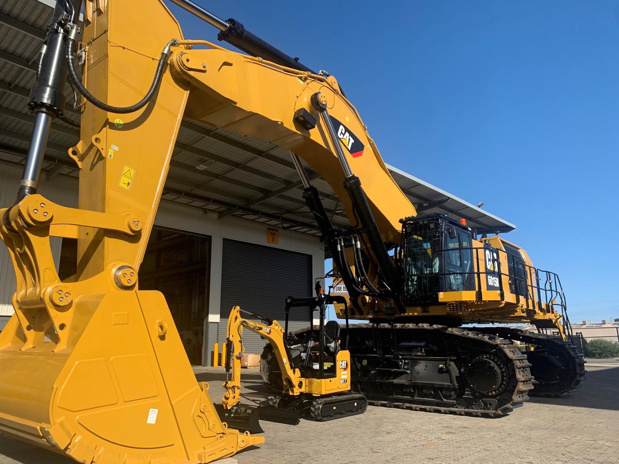 Excavators, Technician Upskill Program